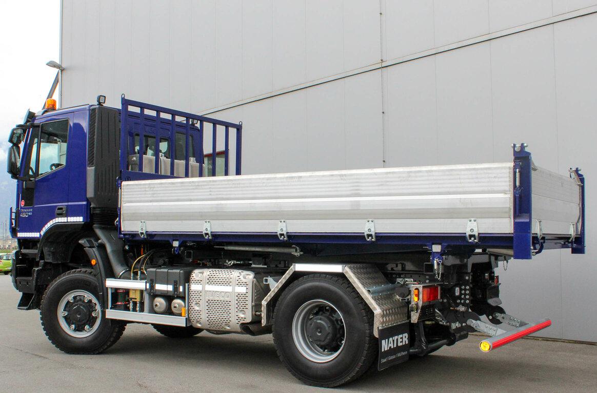 Jorns Transporte AG, CH-7213 Valzeina
