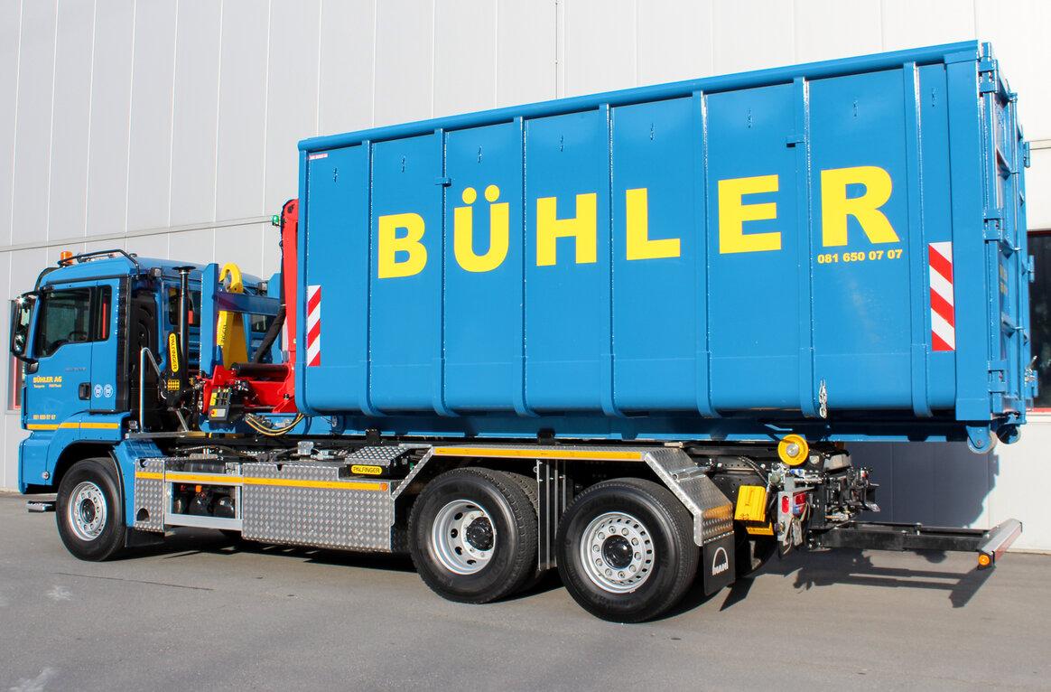 Bühler AG Transporte, CH-7430 Thusis