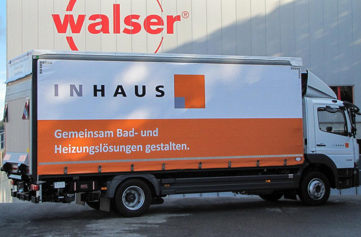 Inhaus AG, CH-9434 Au