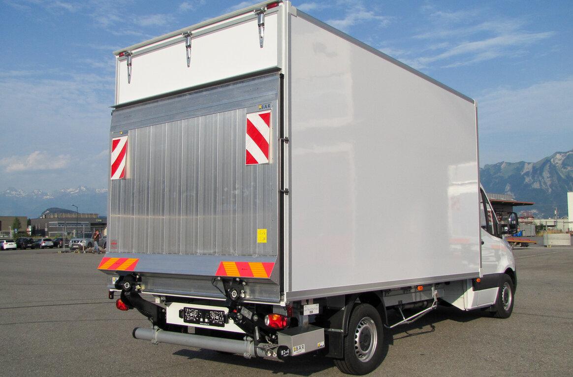 Rüscher Transporte KG, AT-6923 Lauterach