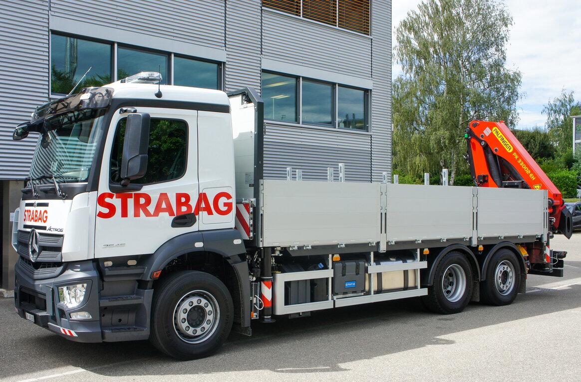 STRABAG BMTI GmbH, CH-8315 Lindau