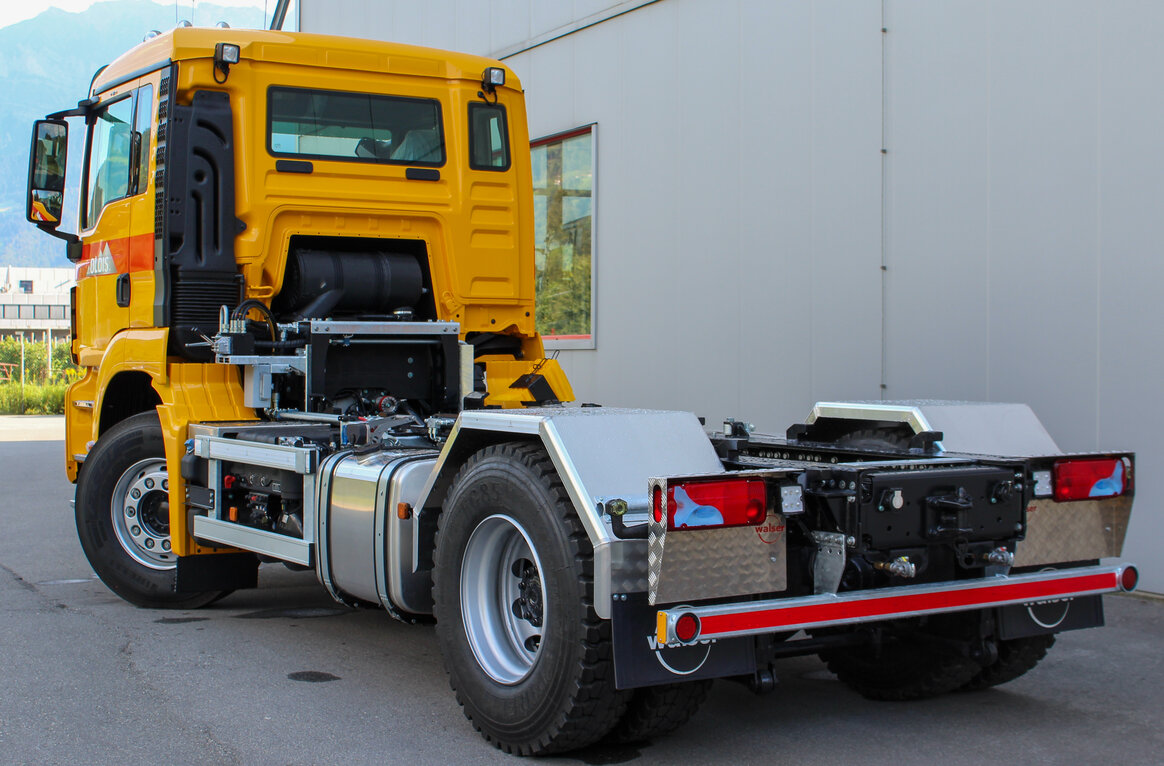 Kieswerk Oldis AG, CH-7000 Chur