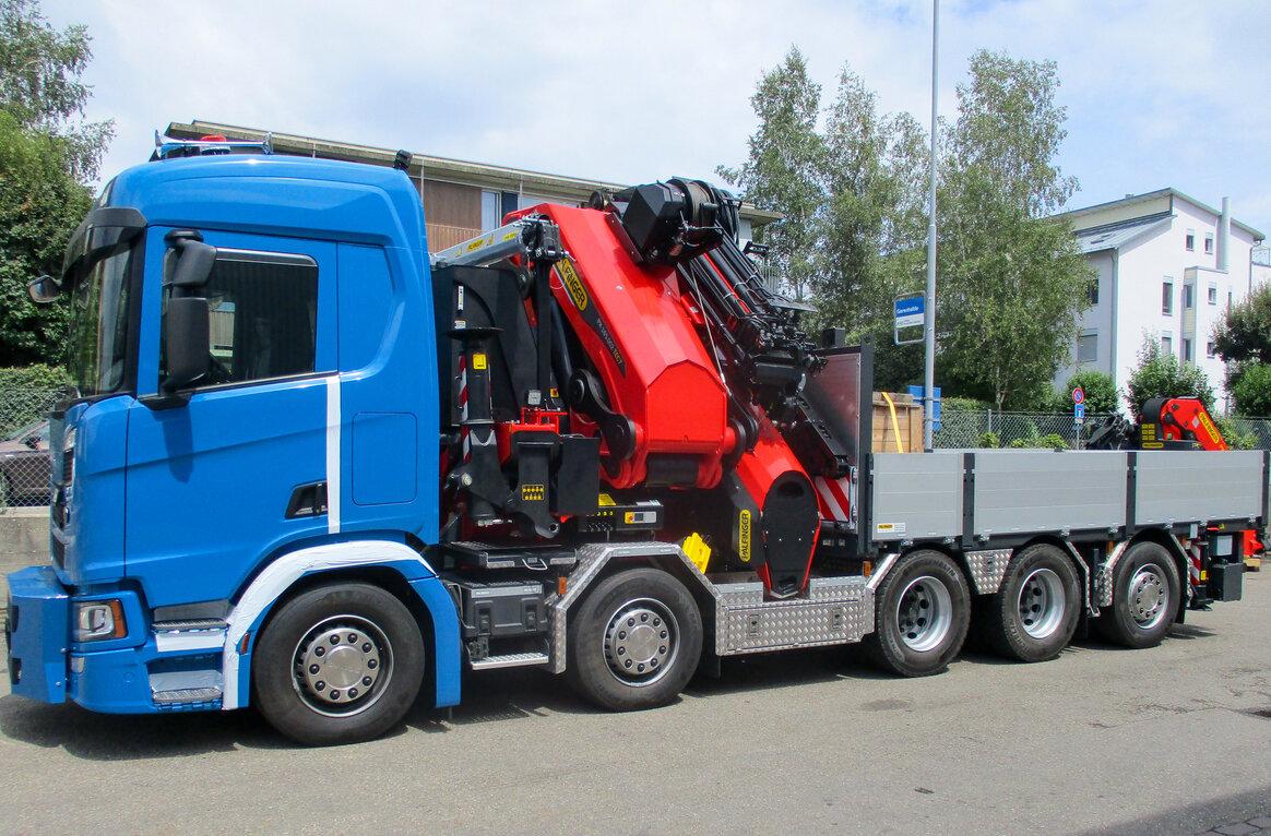 Catillaz Transports, CH-1663 Epagny