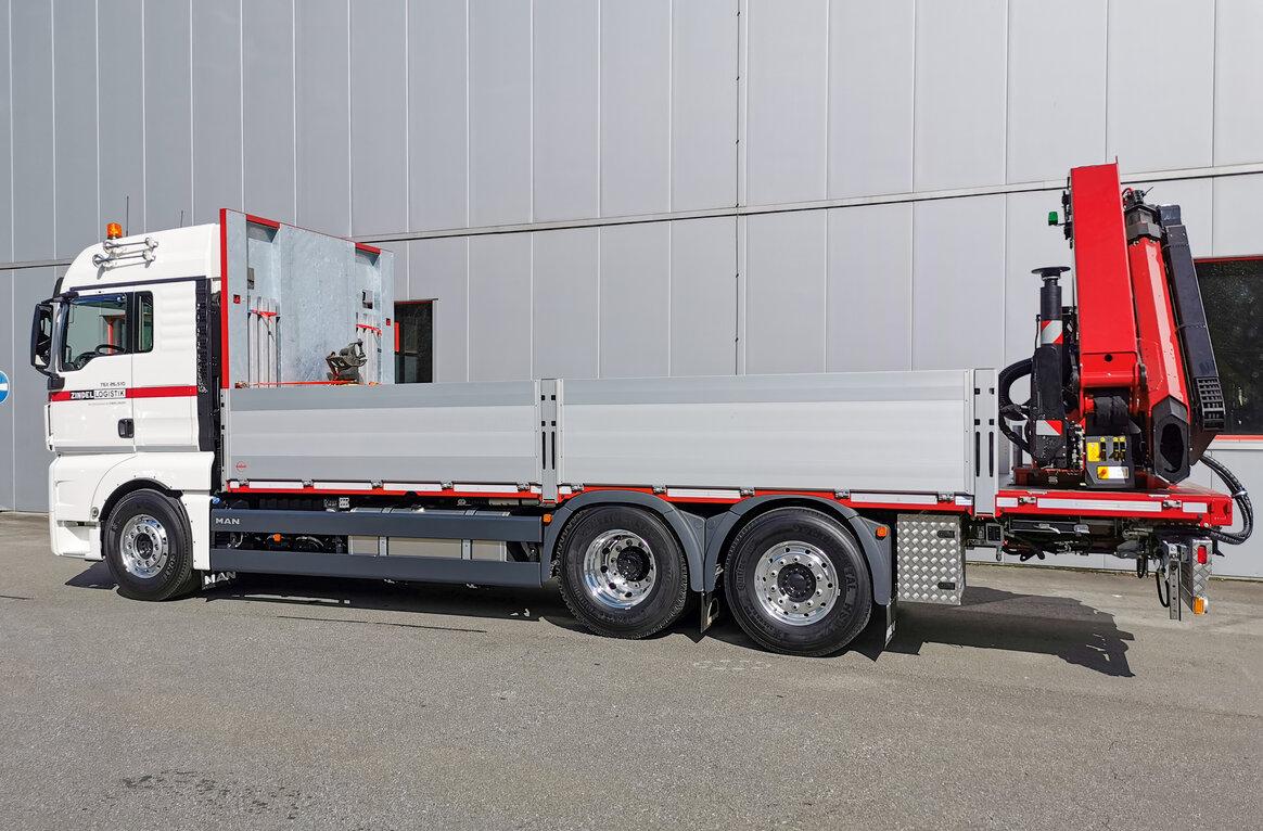 Zindel Logistik AG, CH-7004 Chur