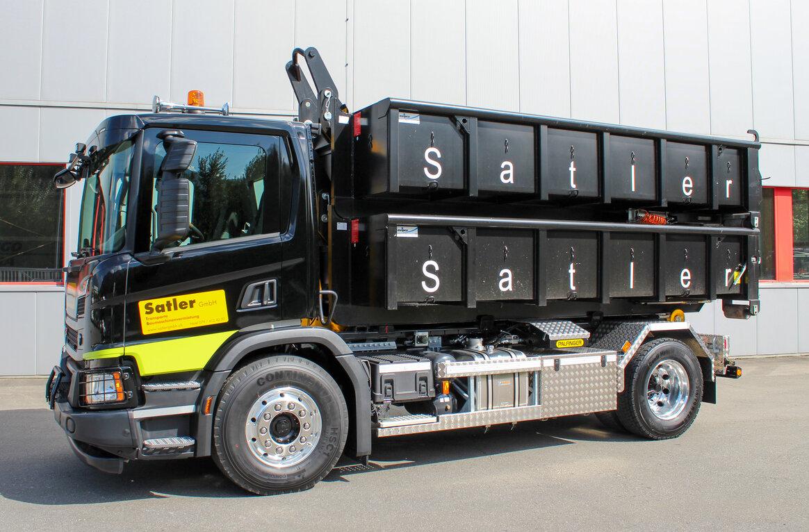 Satler GmbH, CH-7424 Dalin