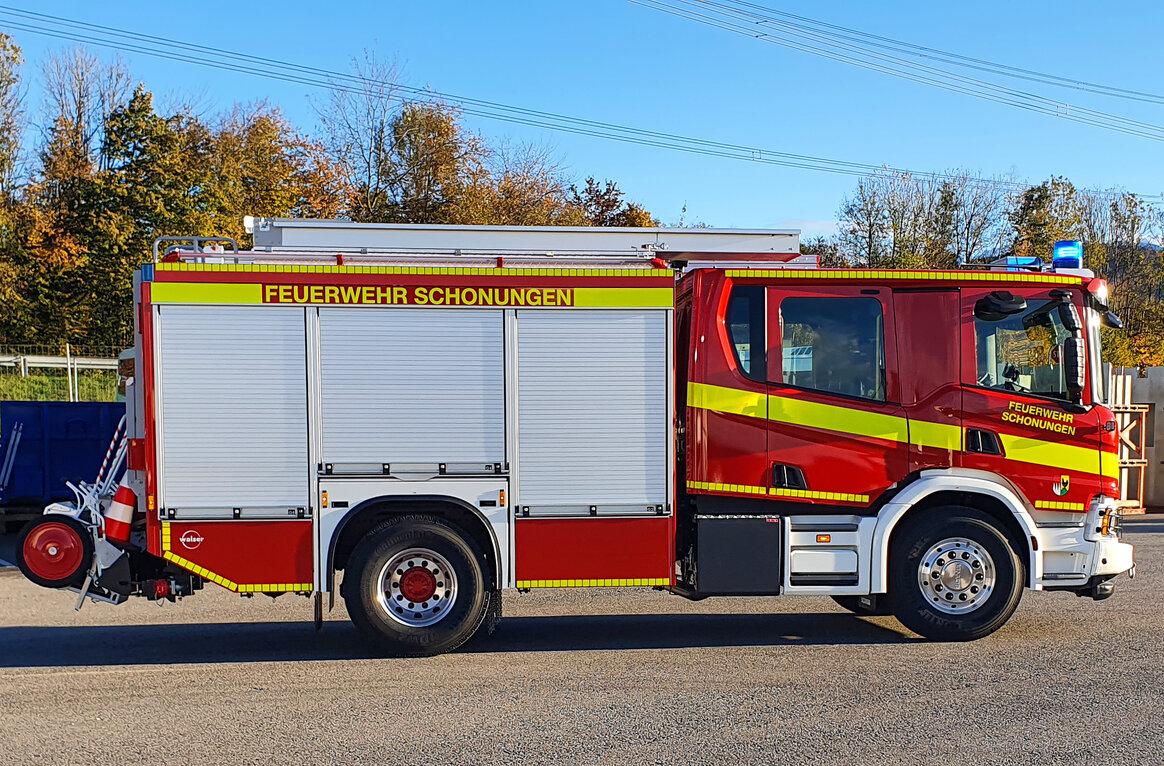 Freiwillige Feuerwehr, DE-97453 Schonungen