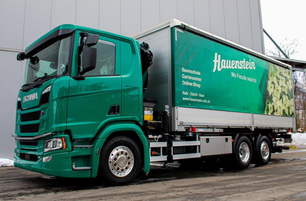 Hauenstein AG, CH-8197 Rafz