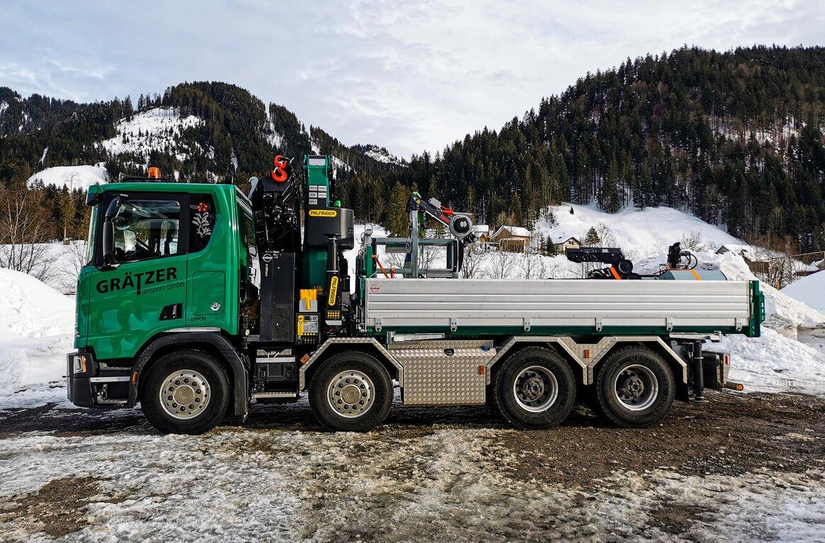 Grätzer Transport GmbH, CH-8840 Trachslau