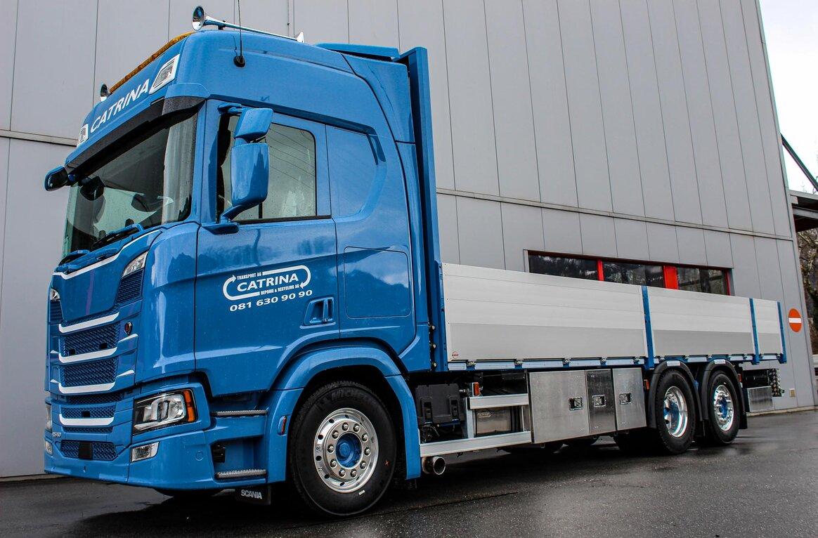 Catrina Transport AG, CH-7435 Splügen