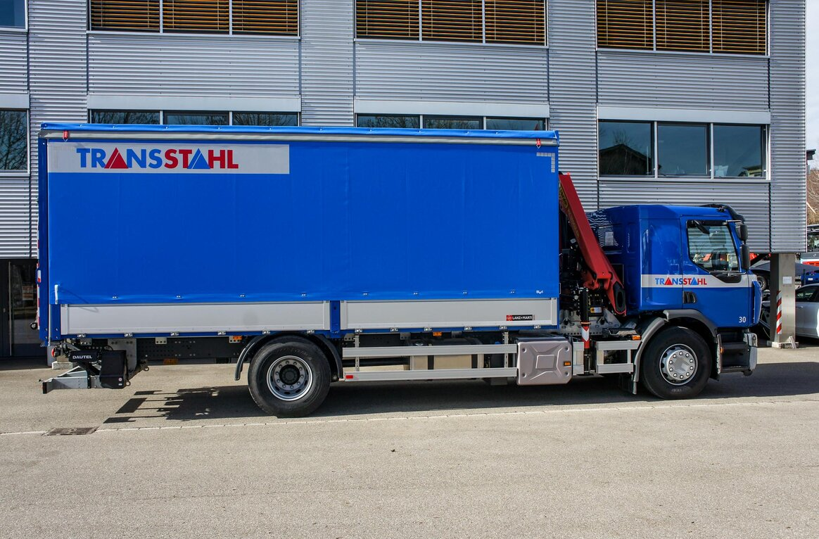 Transstahl AG, CH-8953 Dietikon