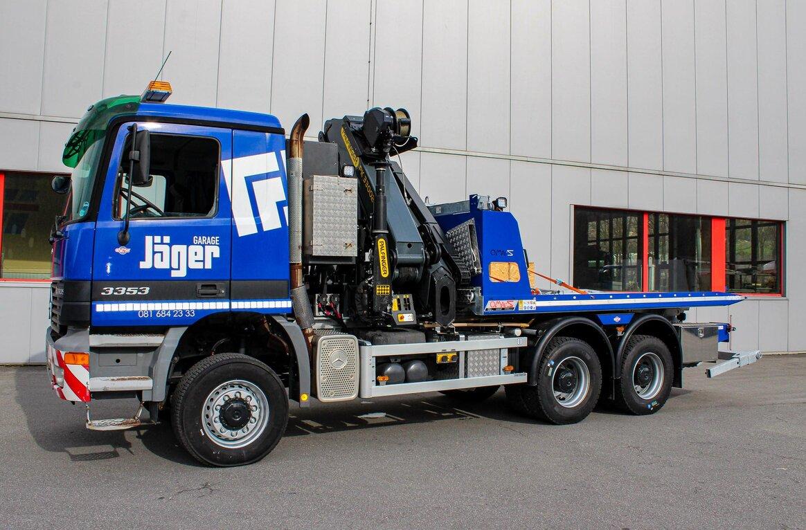 Garage Jäger, CH-7460 Savognin