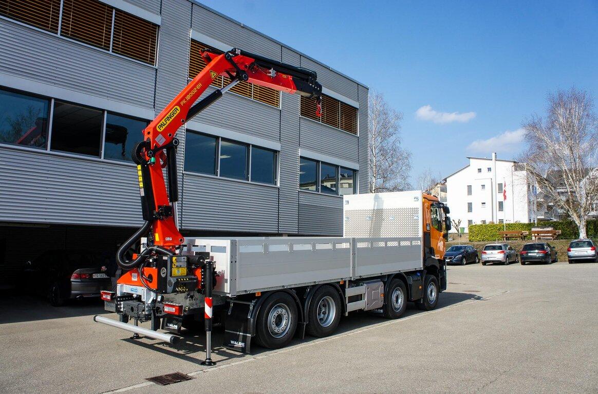Hug Baustoffe AG, CH-8606 Nänikon