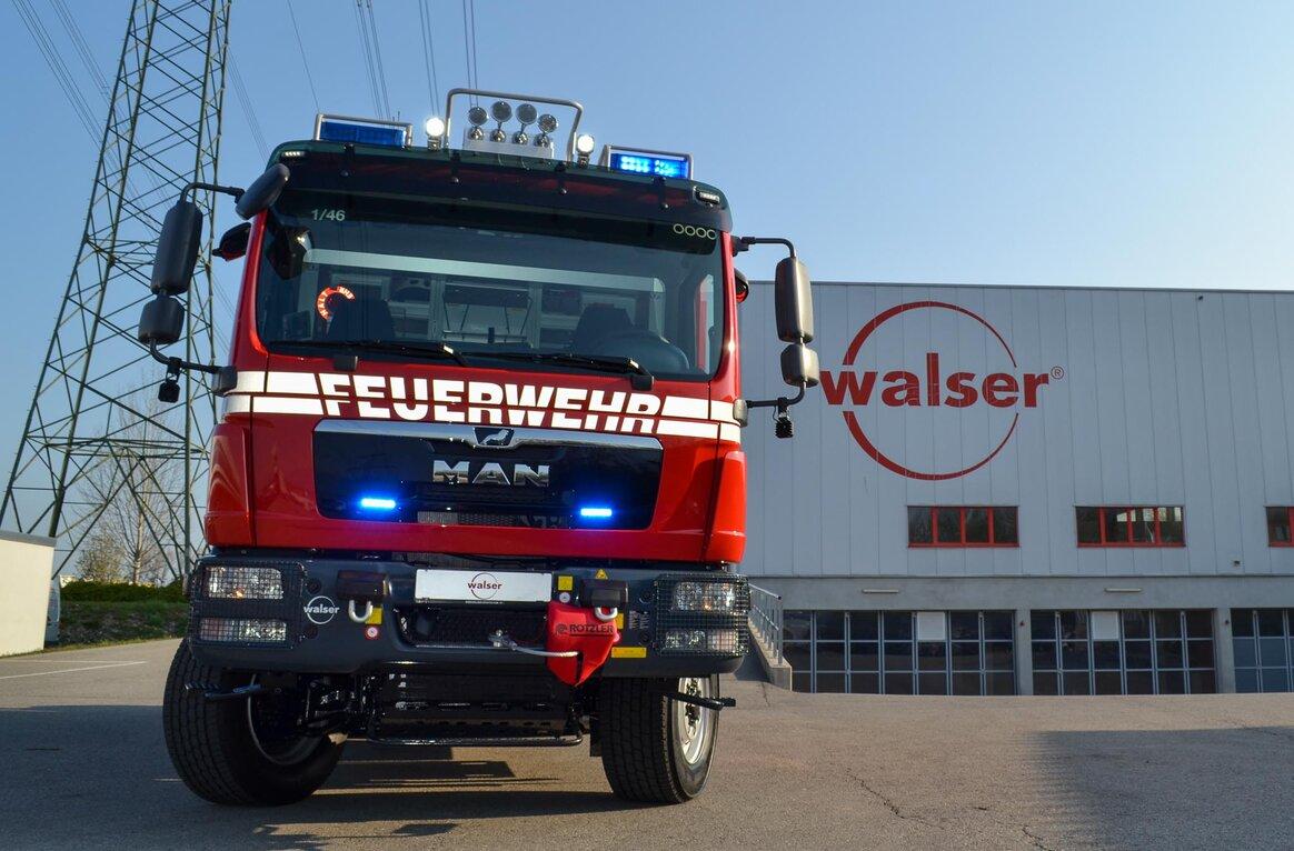 Freiwillige Feuerwehr, DE-79856 Hinterzarten