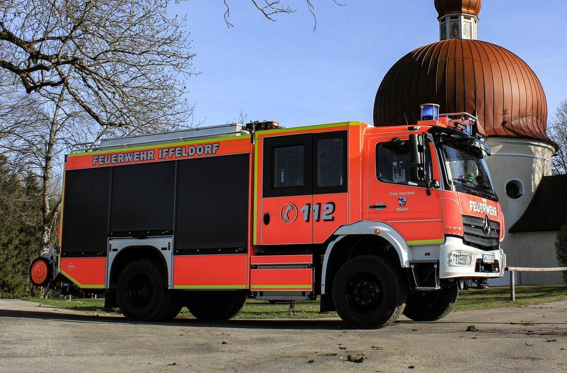 Freiwillige Feuerwehr, DE-82393 Iffeldorf