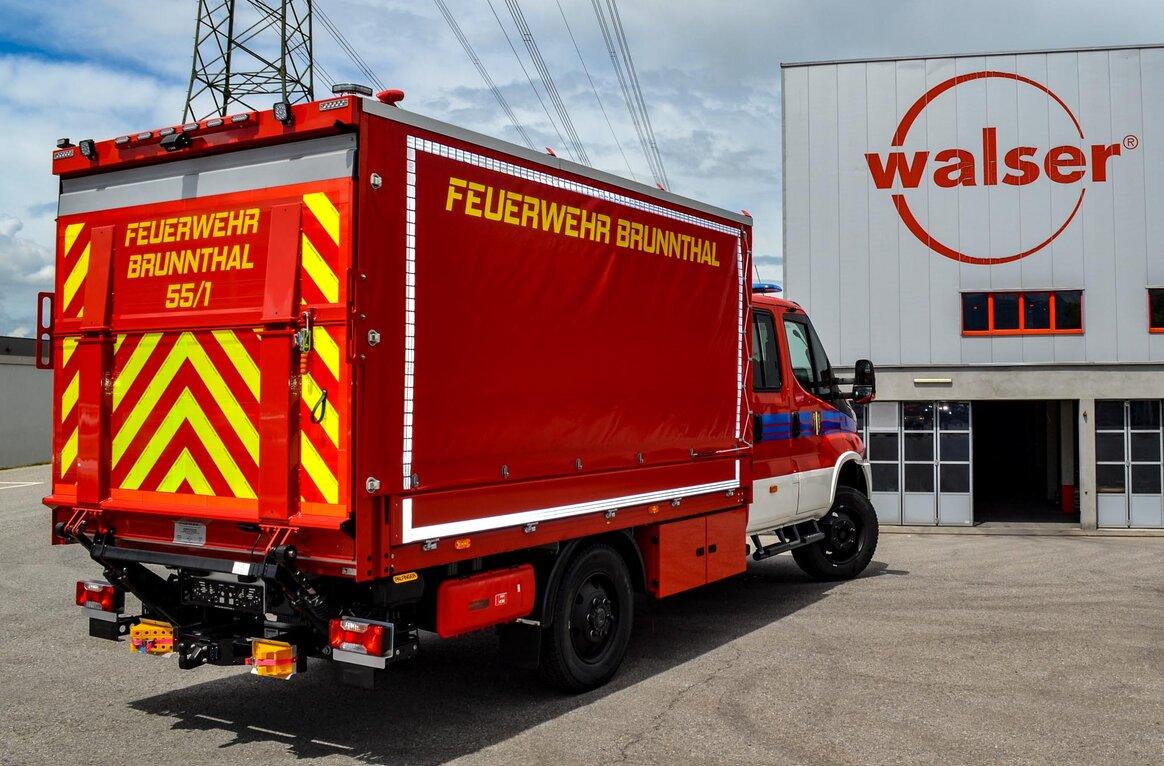 Freiwillige Feuerwehr, DE-85649 Brunnthal