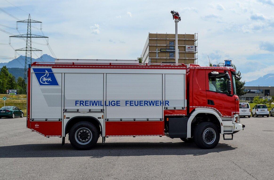 Freiwillige Feuerwehr, DE-88662 Überlingen