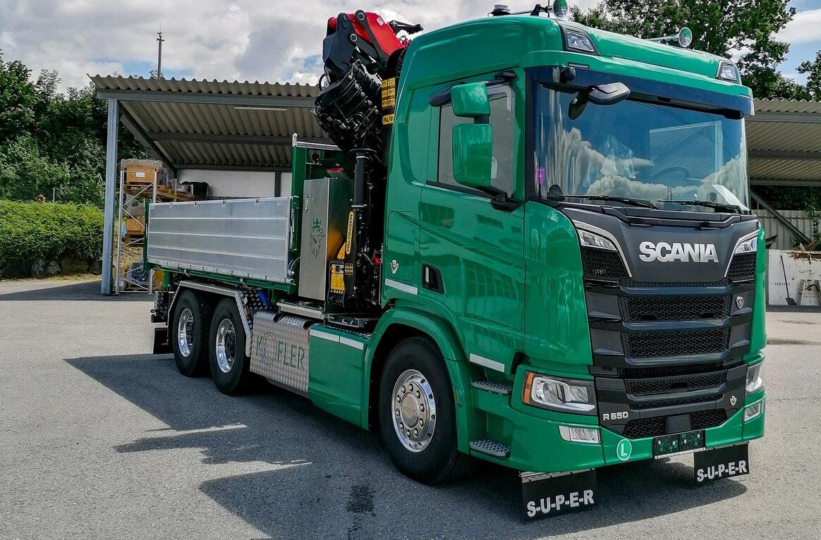 Kofler Transporte GmbH, AT-6073 Sistrans