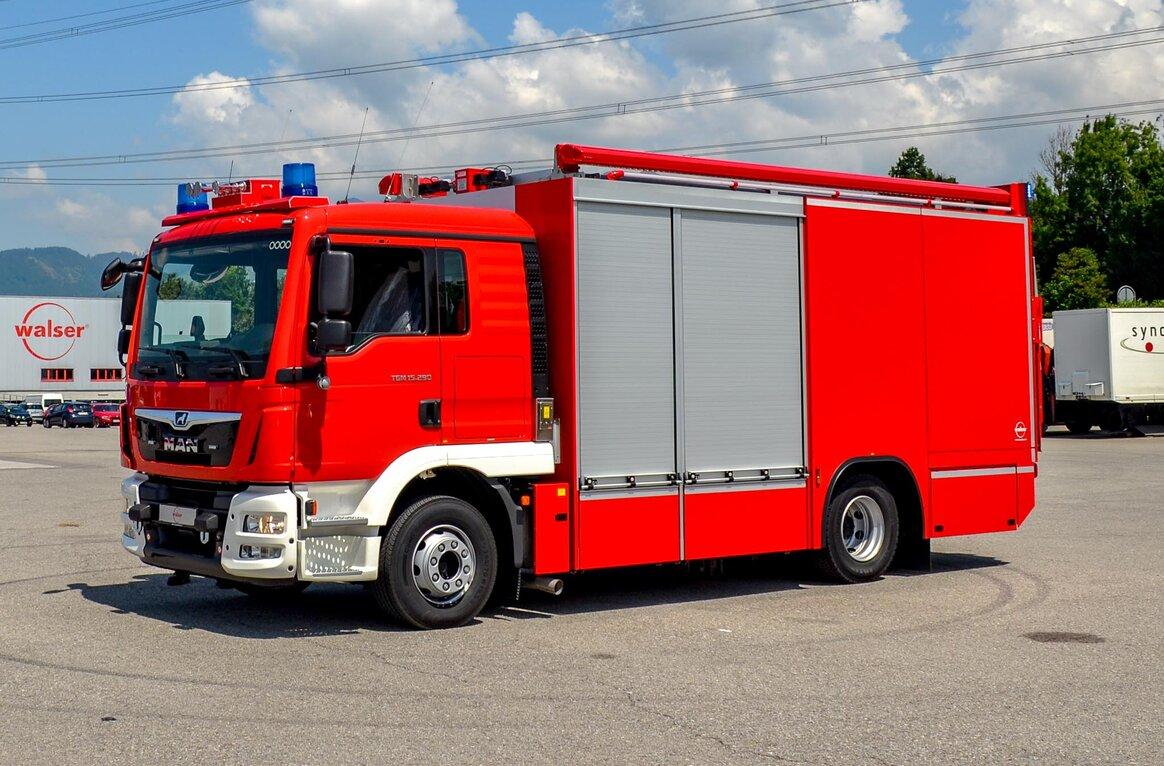 Feuerwehr, DE-88299 Leutkirch
