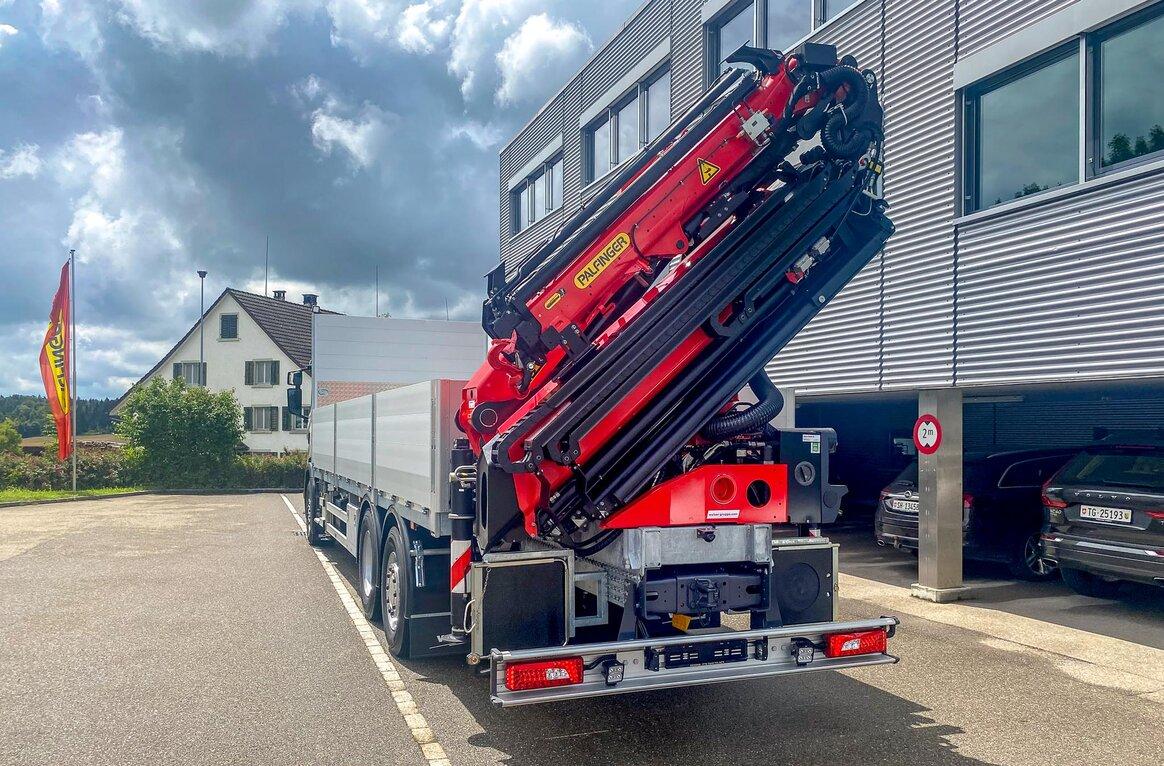 AR Gerüste GmbH, CH-8307 Effretikon