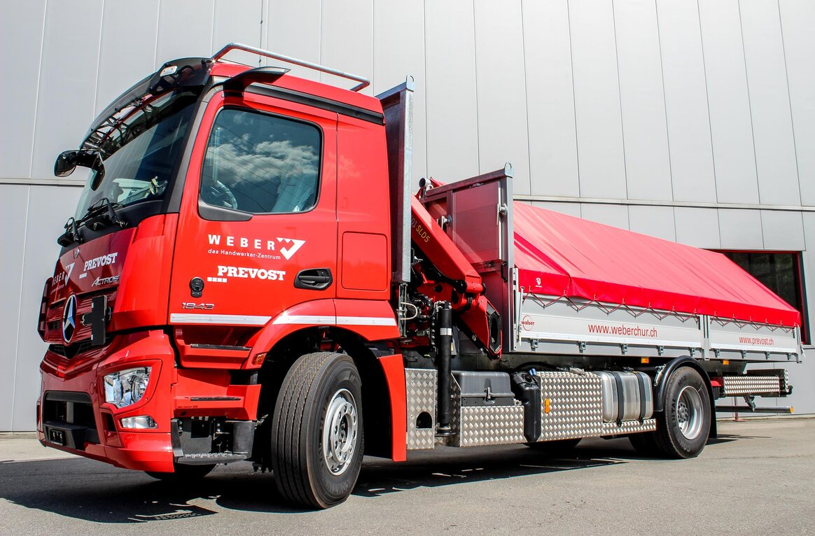 Weber AG, CH-7000 Chur