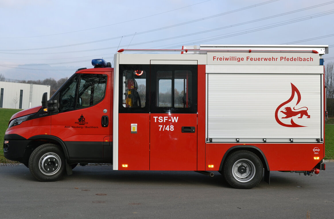 Freiwillige Feuerwehr DE-74629 Pfedelbach