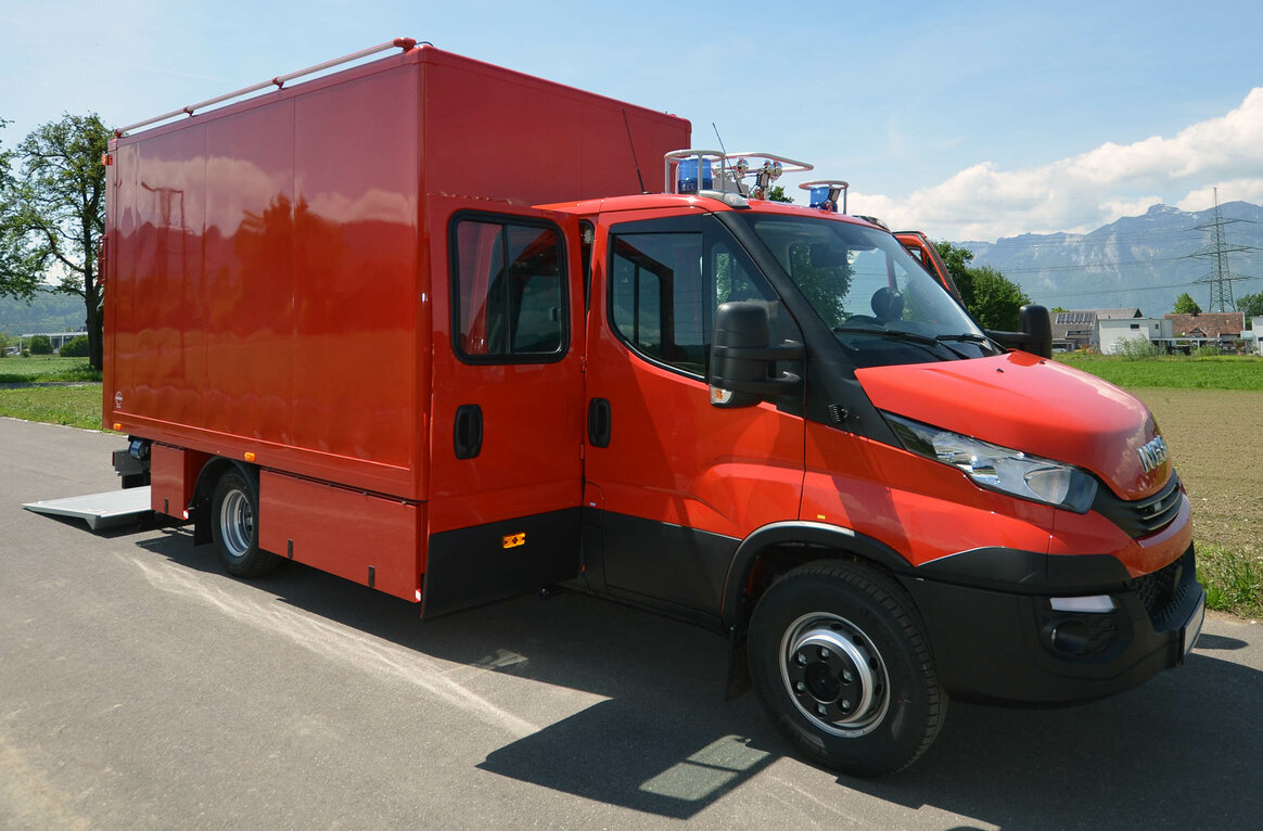 Feuerwehr DE-65385 Rüdesheim