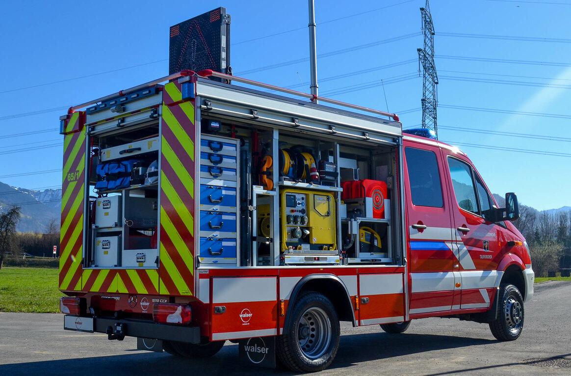 Freiwillige Feuerwehr DE-82024 Taufkirchen