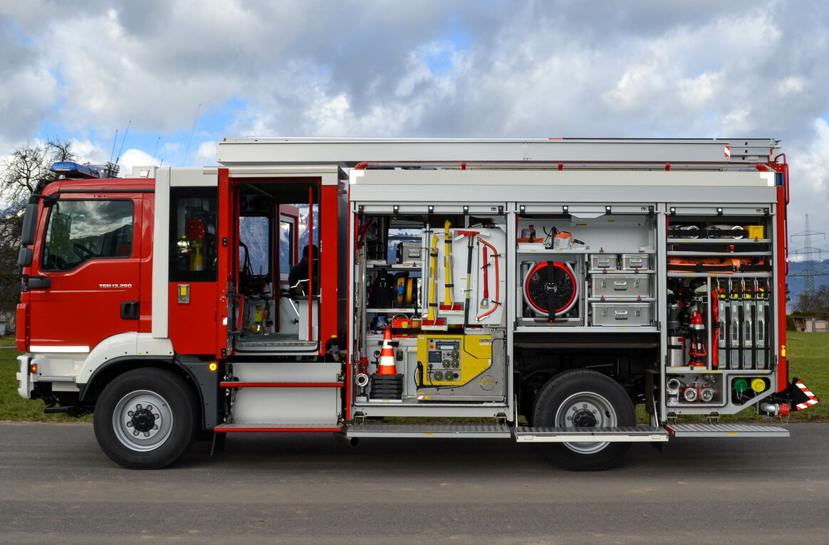 Freiwillige Feuerwehr DE-89584 Ehingen
