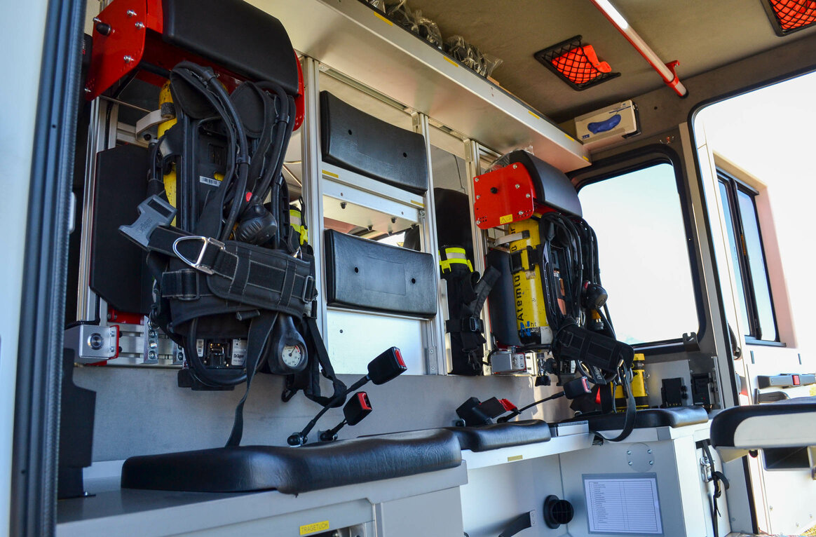 Löschfahrzeug Feuerwehr DE-36037 Fulda
