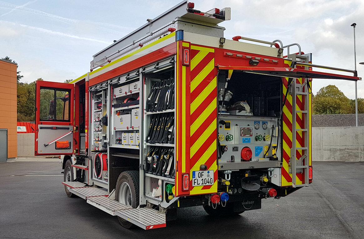 Freiwillige Feuerwehr DE-63225 Langen