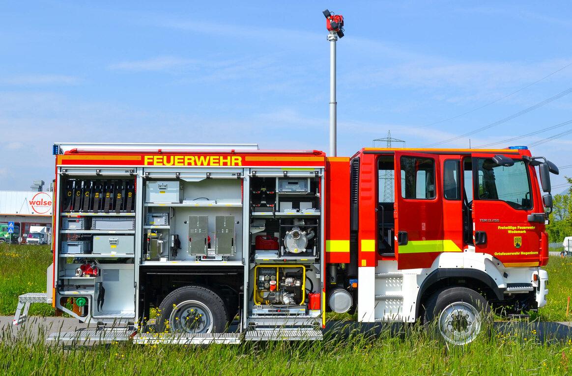 Freiwillige Feuerwehr DE-30900 Wedemark