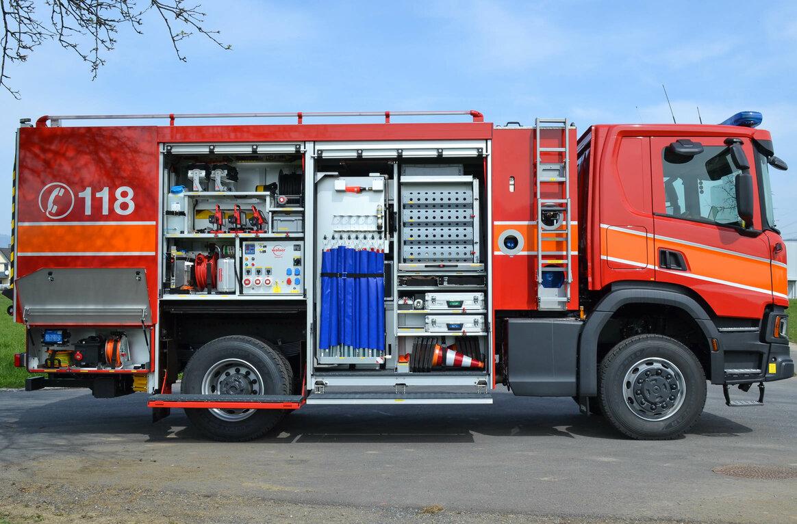 Feuerwehr CH-8733 Eschenbach