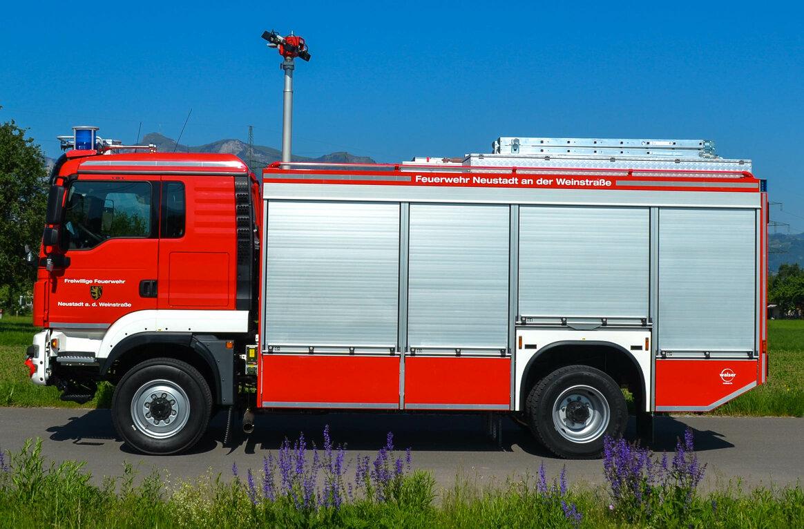 Freiwillige Feuerwehr DE-67433 Neustadt