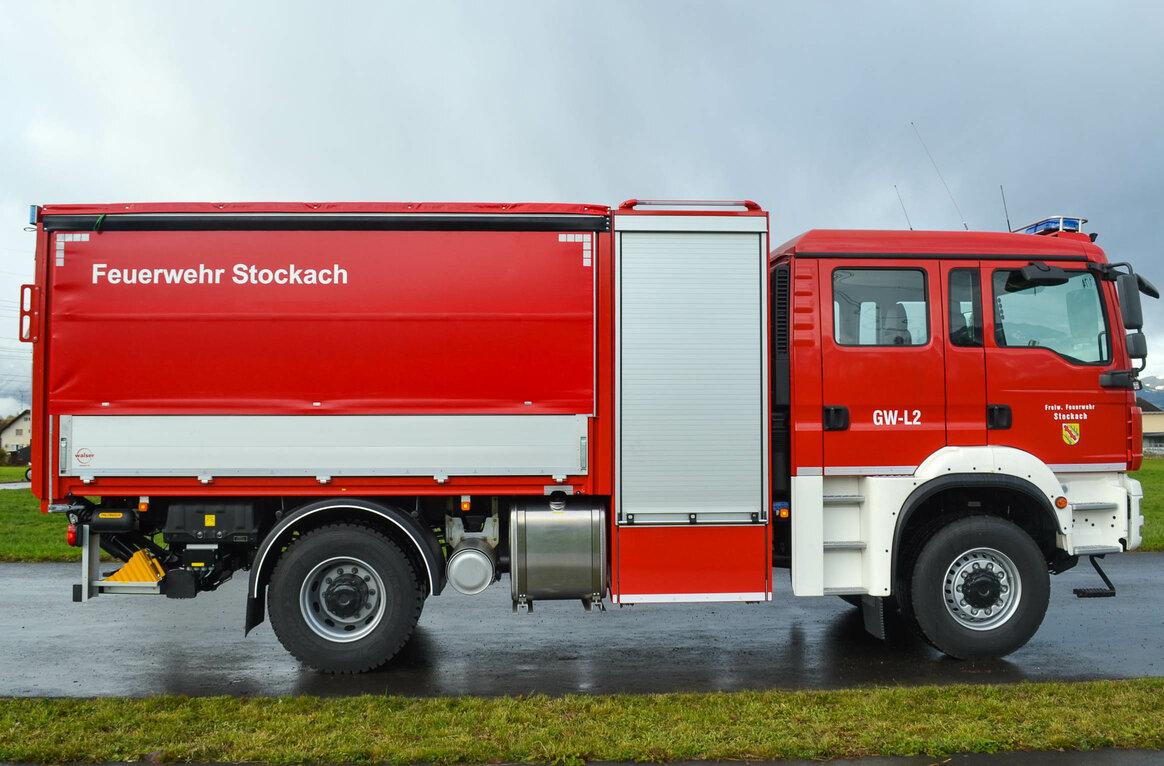 Feuerwehr DE-78333 Stockach