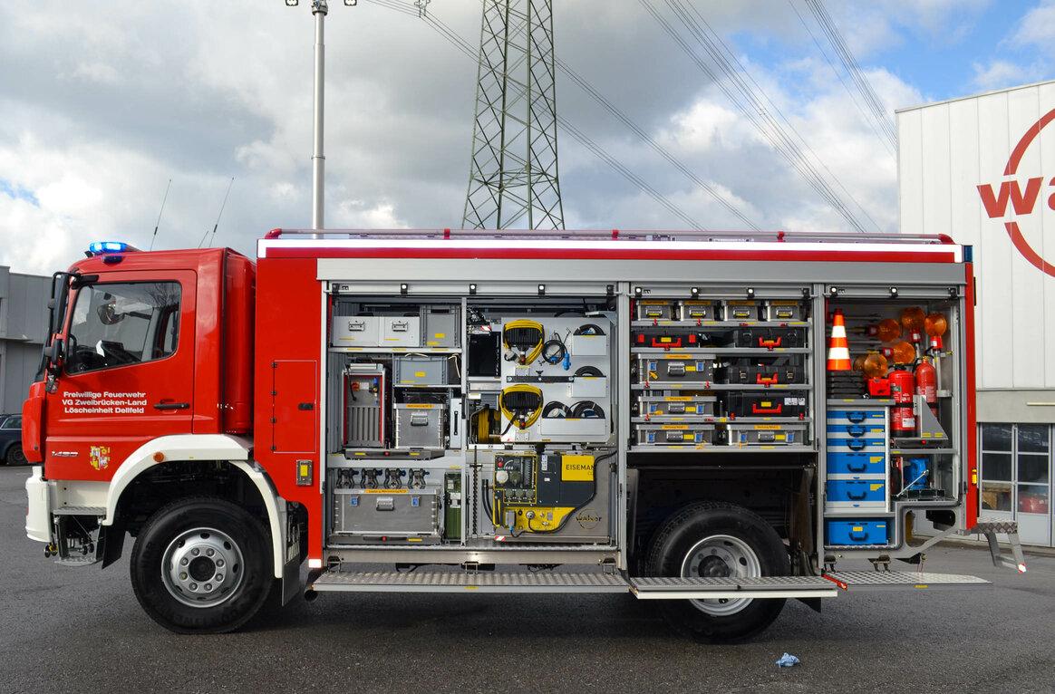 Freiwillige Feuerwehr Zweibrücken-Land, DE-66482 Zweibrücken