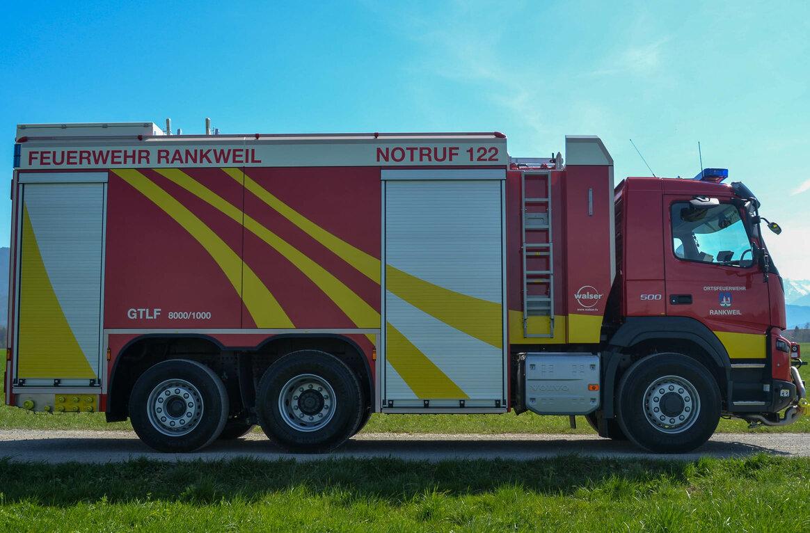 Feuerwehr AT-6830 Rankweil