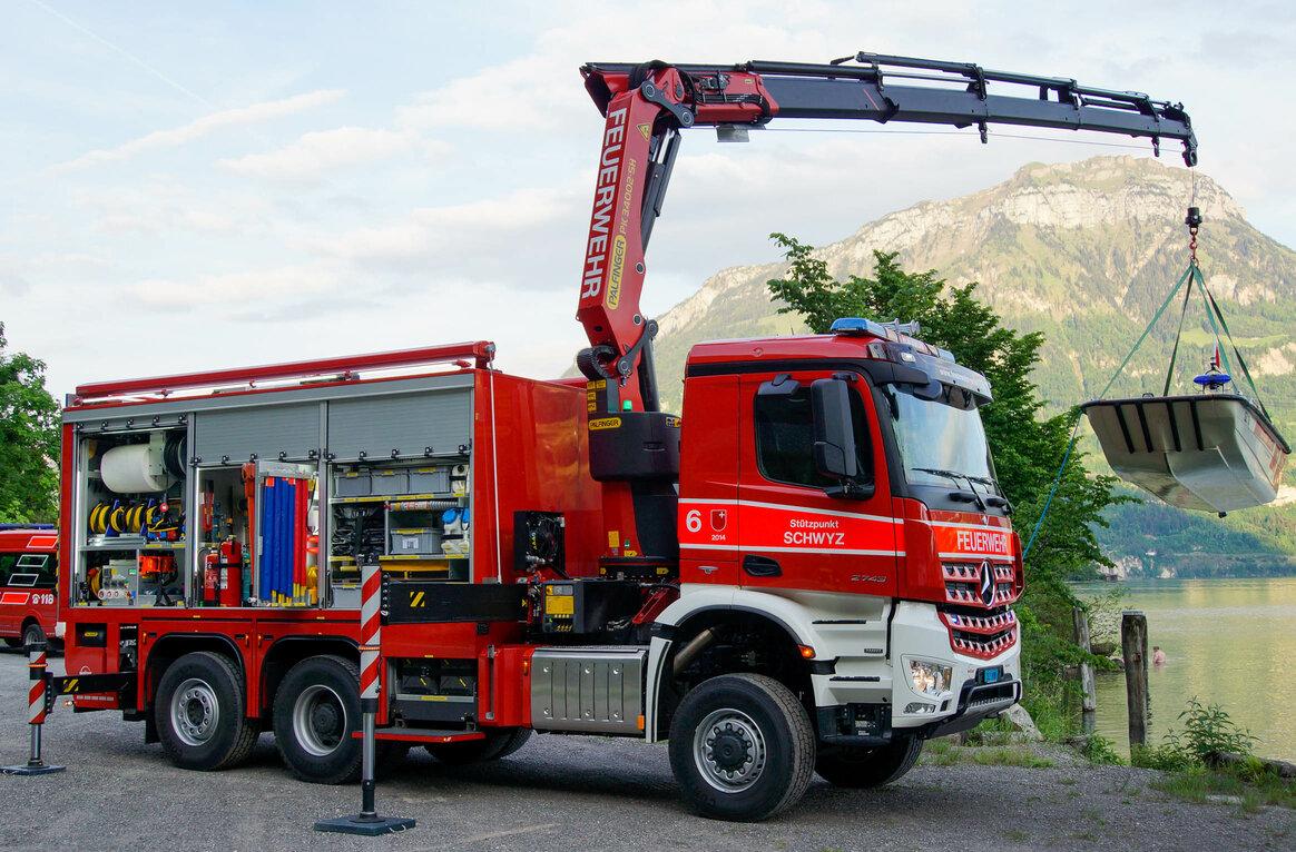 Feuerwehr CH-6430 Schwyz