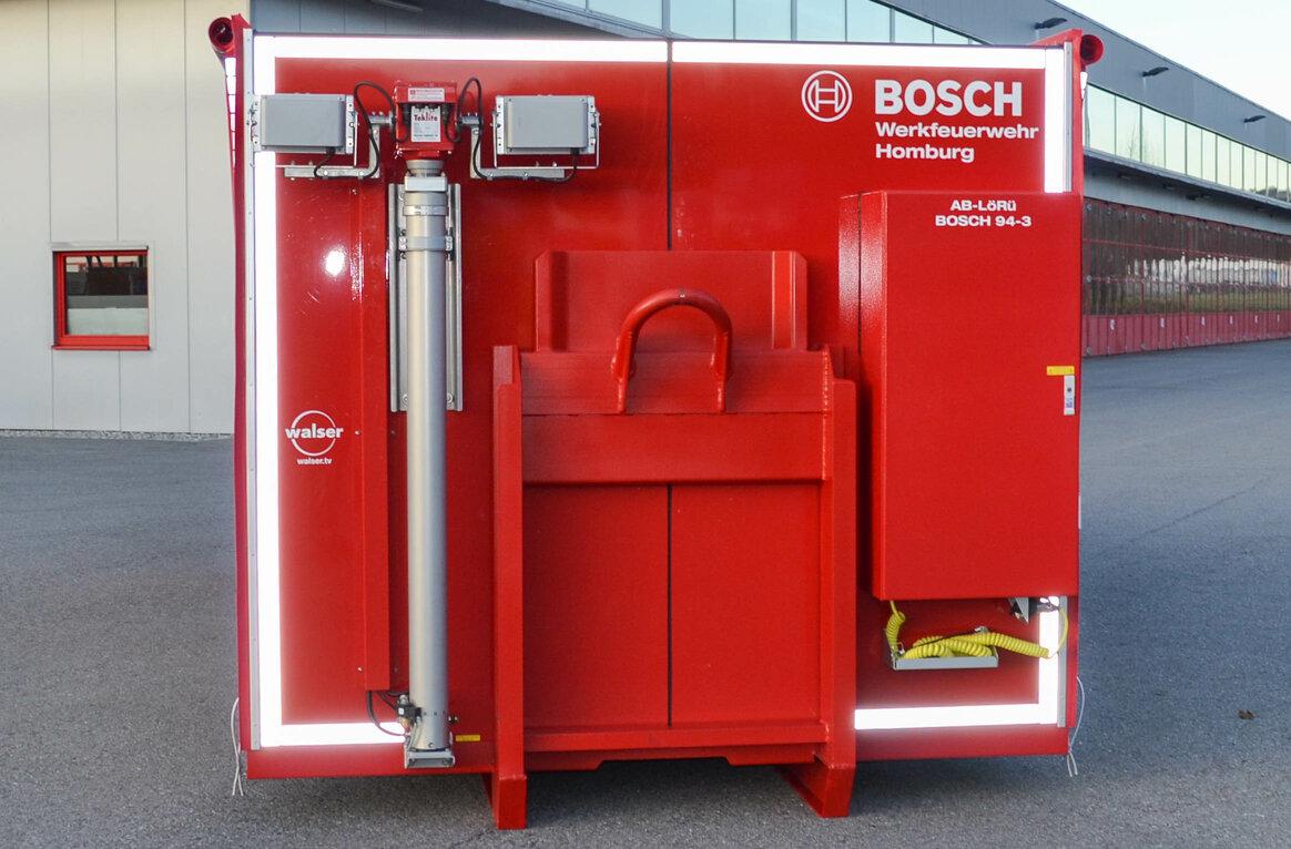 Werkfeuerwehr DE-66424 Bosch Homburg