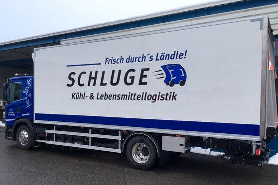 Schluge Transporte GmbH, A-6850 Dornbirn