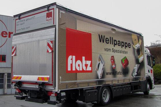 Flatz GmbH, AT-6923 Lauterach