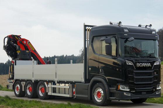 Sandoz Transports SA, CH-1588 Cudrefin