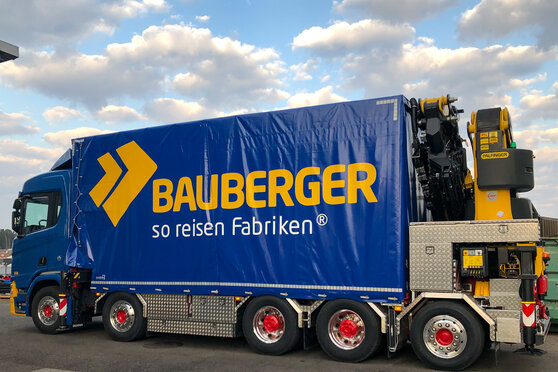 Bauberger AG, CH-8353 Elgg