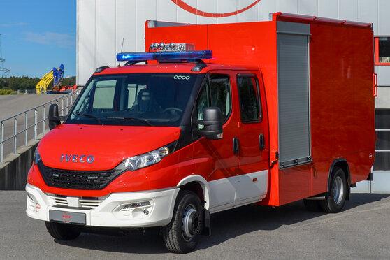 Feuerwehr Lachen TSF-L, DE-87760 Lachen