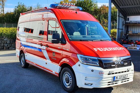 Freiwillige Feuerwehr, DE-82024 Taufkirchen