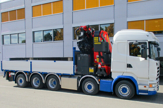Baumann Kran AG, CH-8583 Sulgen
