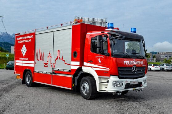 Feuerwehr, DE-96047 Bamberg