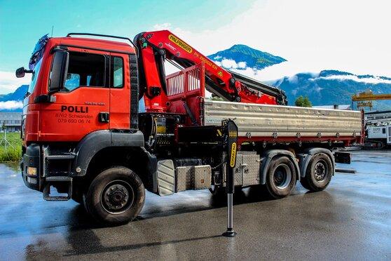 Polli Transporte, CH-8762 Schwanden