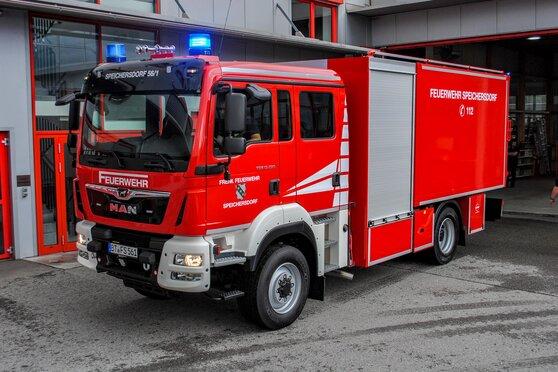 Freiwillige Feuerwehr, DE-95469 Speichersdorf