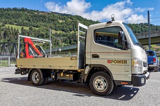 Repower AG, CH-7130 Ilanz