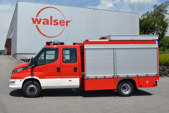 Feuerwehr DE-33129 Delbrück